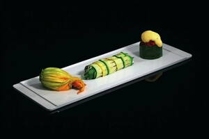 The Taste of Cooking: Courgette