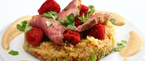 The Taste of Cooking: Couscous