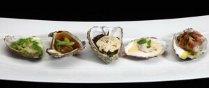 The Taste of Cooking: Oesters