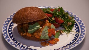 Italian sloppy joe