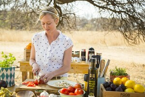 Sarah Graham's Food Safari