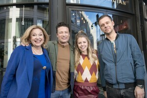 A quick and easy car interview with Jamie Oliver