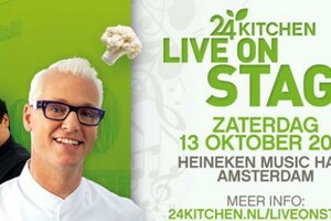Tien dingen die je nog niet wist over 24Kitchen Live on Stage