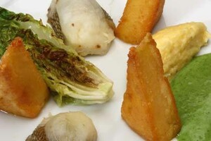 The Taste of Cooking: Polenta