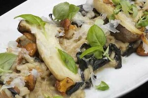 The Taste of Cooking: Risotto