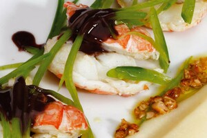The Taste of Cooking: Langoustines
