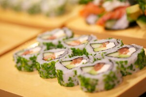 Workshop: Sushi