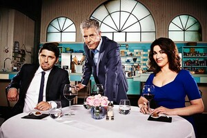 The Taste: nieuwe serie met Nigella Lawson en Anthony Bourdain op 24Kitchen