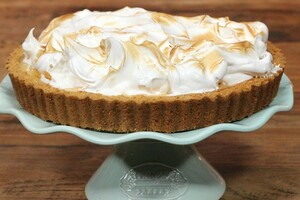 Barbara's Key Lime Pie en key lime pie-cocktail