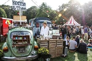 De Hele Zomer Smullen Op Food Truck Festival TREK