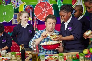 Jamie Oliver's Food Revolution Day 2015