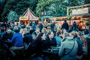 Food Truck Festival TREK in Rotterdam