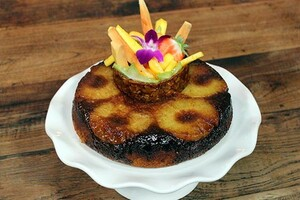 Shirma's upside down pineapplecake