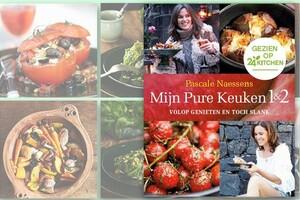 Mijn Pure Keuken : Pascale naessens mijn pure keuken gebundeld in een kookboek
