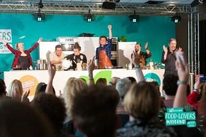 De aftermovie van het 24Kitchen Food Lovers Weekend