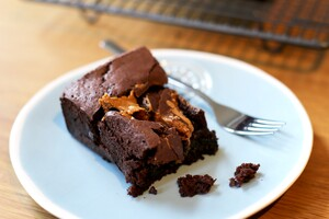 Pindakaas brownie