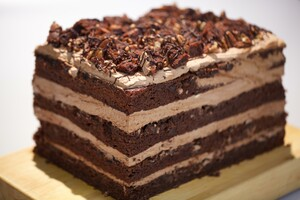 Leo Blokhuis New York Chocolate Whiskeycake