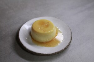 Traditionele creème caramel