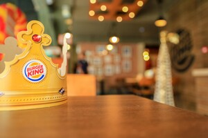Burger King kindermenu