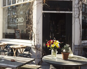 Restaurant Rotterdam: Le Nord