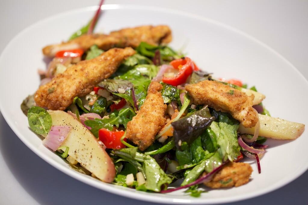 Welp Insalata de pollo (salade met kip) - 24Kitchen ZG-89