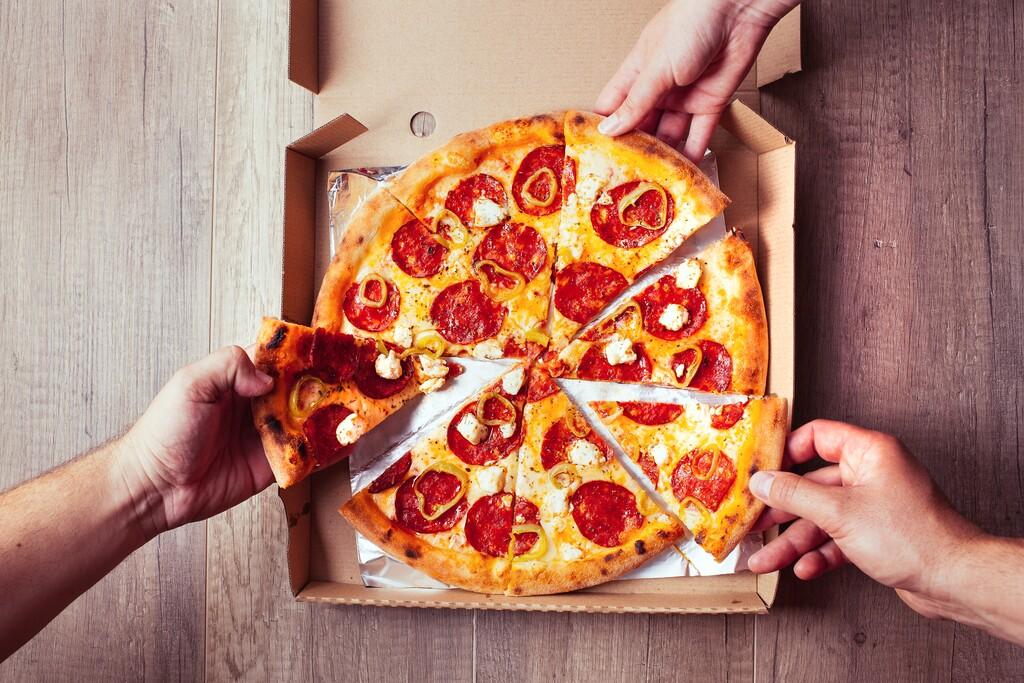 pizza opwarmen: zo is je pizza de volgende dag ook knapperig