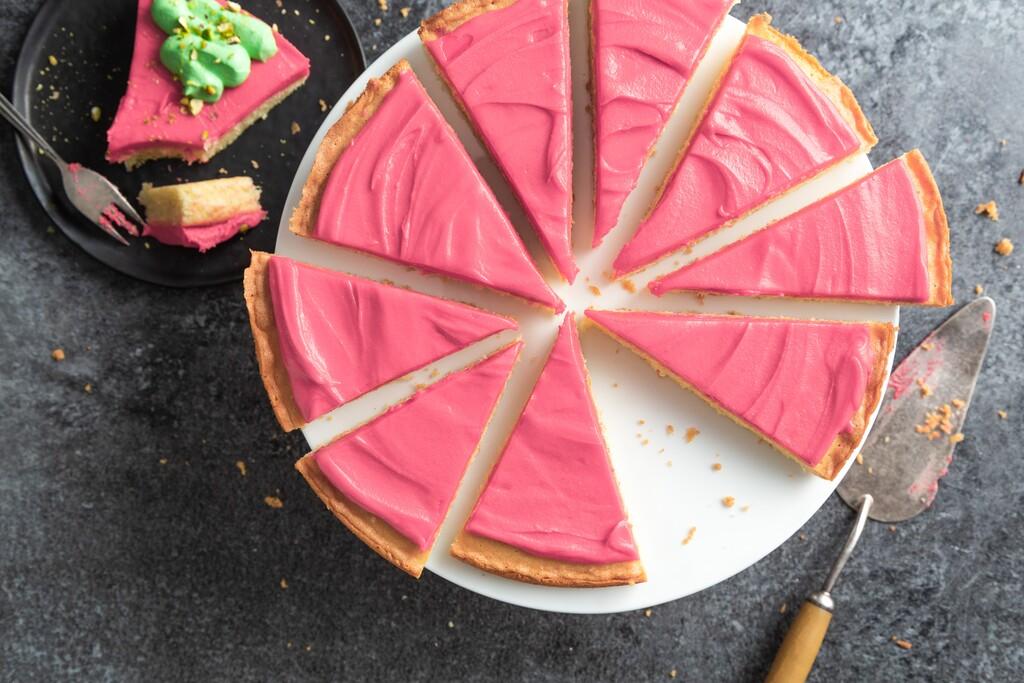 Beste Roze koek XXL - Recept | 24Kitchen TE-82
