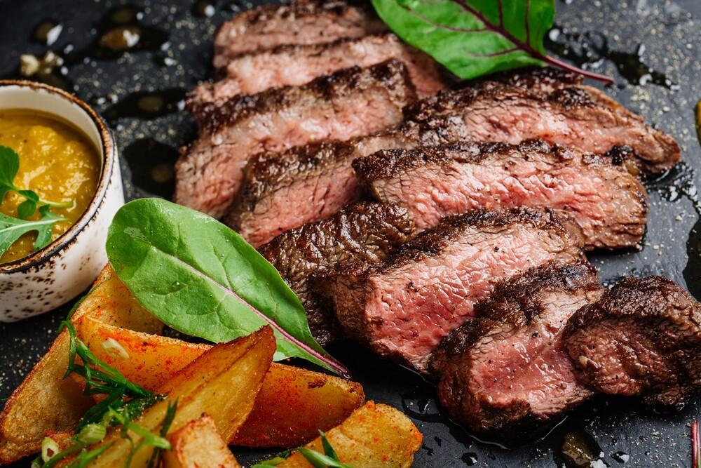 Hoe moet ik biefstuk bakken